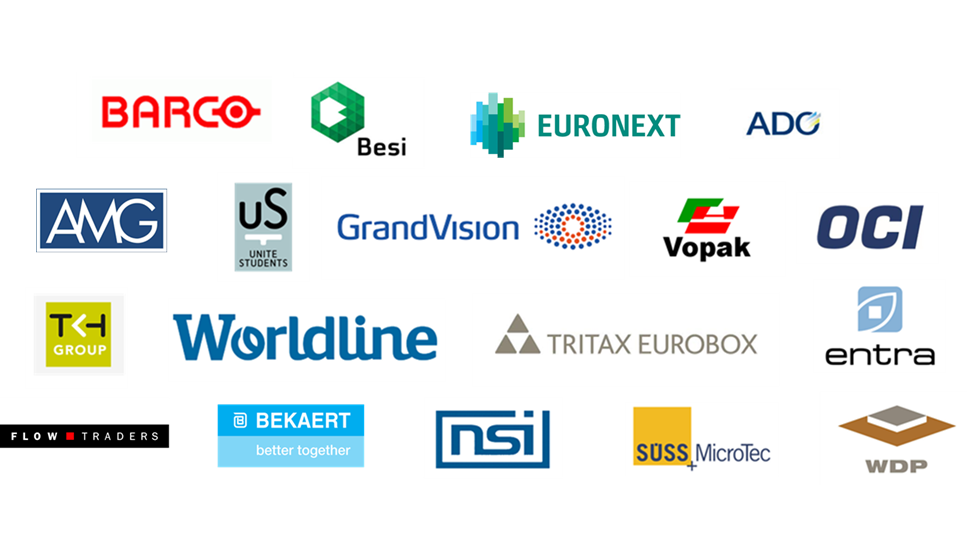 Companies attending Paris Conference Small and mid-cap 25 June 2019