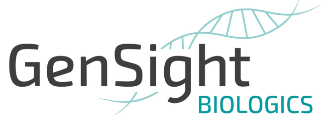 GenSight Biologics logo